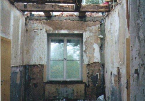 Sanierung des Herrenhauses Schoenfeld